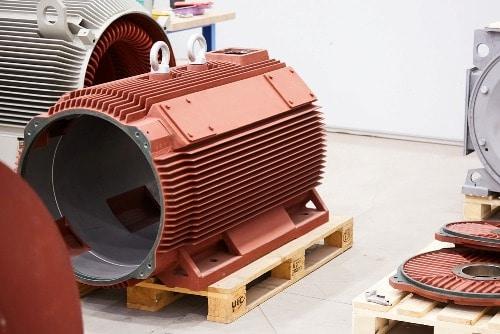 výroba elektro motora