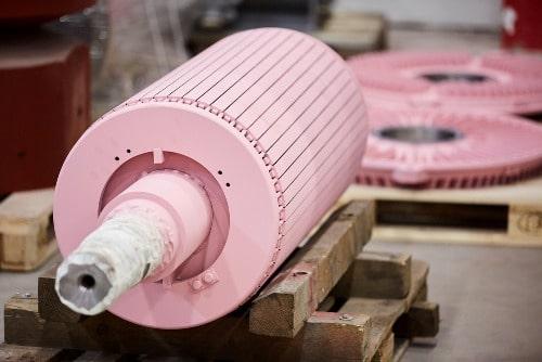 výroba motora