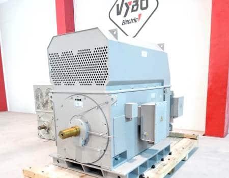 krúžkový elektro motor