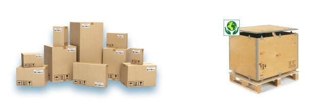 balíková paletová preprava