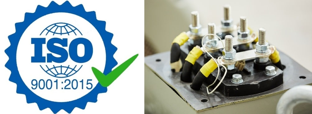 Vybo electric ISO 17025