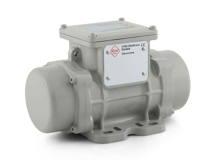 vibračný elektromotor 0,07kw VEV90-15E-23A0