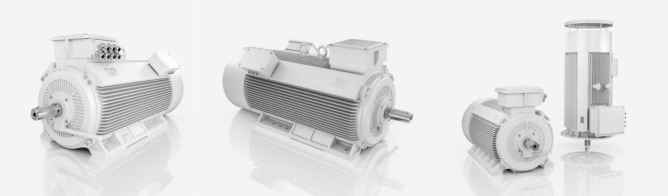 kompaktné motory VYBO Electric