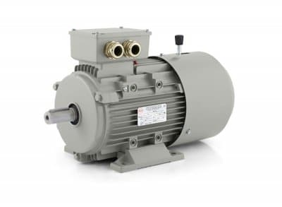 Elektromotory s brzdou 900 ot. min-1