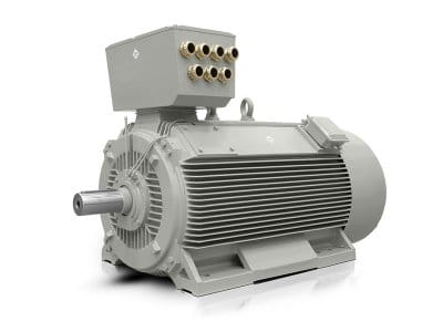 Nízkonapäťový elektromotor 560kW H17RL 400-4