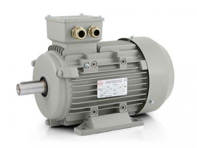 elektromotor 0,75kW 1ALZ80M3-6 zvýšený výkon