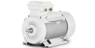 Elektromotory 11-400kWSéria LC - liatinové