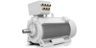 Nízkonapäťové elektromotory veľkých výkonov H17RL (séria)